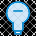 Bulb Off Icon