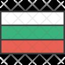 Bulgaria Bulgarian European Icon