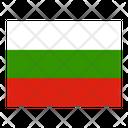 Bulgaria Flag Flags Icon