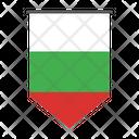 Bulgaria International Global Icon