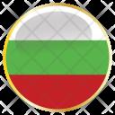 Bulgaria Bulgarian Bgr Icon