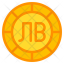 Bulgarian Lev Icon