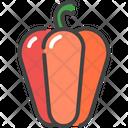 Bulgarian Pepper Bulgarian Food Icon
