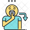 Bulimia Nervosa Bulimia Self Induced Vomiting Icon
