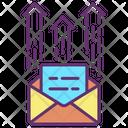 Ibulk Mail Send Bulk Mail Send Send Mail Icon