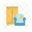 Bulky Furniture Waste Icon