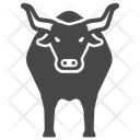Bull Cattle Cow Icon