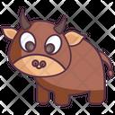 Animal Bull Wild Animal Icon