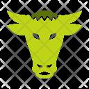 Bull Ox Cow Icon