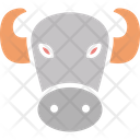 Ox Bull Animal Icon