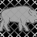 Bull Mammal Ox Icon