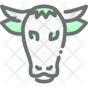 Bull Ox Cow Icon