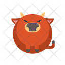 Bull Animal Icon