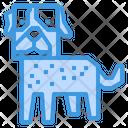 Bull Arab Dog Icon