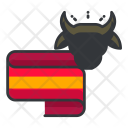 Bull fight Icon