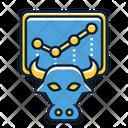 Bull Market Icon