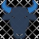 Banking Bull Market Icon