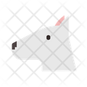 Bull Terrier Canine Icon