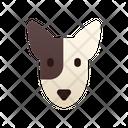 Bull Terrier Dog Puppy Icon