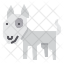 Bull Terrier Dog Icon