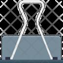 Bulldog Clip Icon