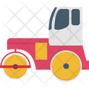Bulldozer Transport Transportation Icon