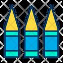 Bullet Weapon Gunbullets Icon