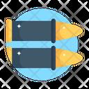 Bullet Cartridge Weapon Icon