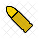 Bullet Weapon Military Icon