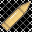 Bullet Weapon Gun Icon