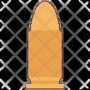 Bullet Gun Crime Icon