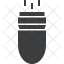 Bullet Ammunition War Icon