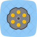 Chamber Bullet Icon