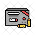 Bullet Package Color Icon
