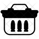 Bullet Box Icon