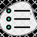 Bullet List Icon