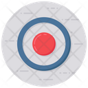 Bullet Point Cartridge Point Weapon Target Icon
