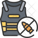 Bullet proof vest Icon