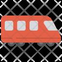Bullet Train Travel Icon