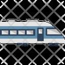 Bullet Train Locomotive Train Icon