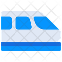 Bullet Train Train Transport Icon
