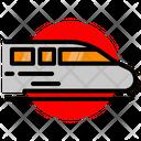 Japan Japanese Train Icon