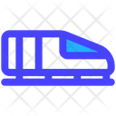 Bullet Train Japanese Train Railway Icon