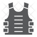Bulletproof Defense Uniform Icon