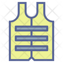 Vest Jacket Military Icon