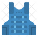 Bulletproof Vest Armor Icon