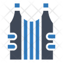 Bulletproof Defense Vest Icon
