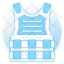 Bulletproof Jacket Icon