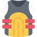 Bulletproof Jacket Bulletproof Vest Vest Icon