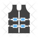 Bullet Proof Vest Icon